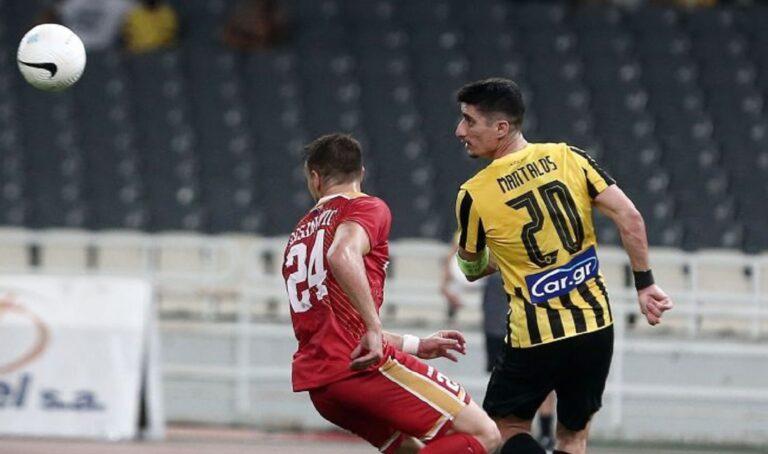 ΑΕΚ-Βελέζ: Ο Μάνταλος με γκολ στο 98′ έστειλε το ματς στην παράταση!