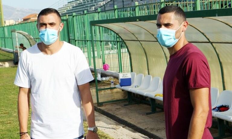 Πανιώνιος: Αποχώρησαν Μανιάτης και Σπυρόπουλος