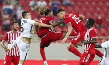 Νέφτσι Μπακού - Ολυμπιακός: Η ομάδα του Μαρτίνς θα προσπαθήσει να πάρει την πρόκριση, με... προίκα την νίκη του πρώτου αγώνα.