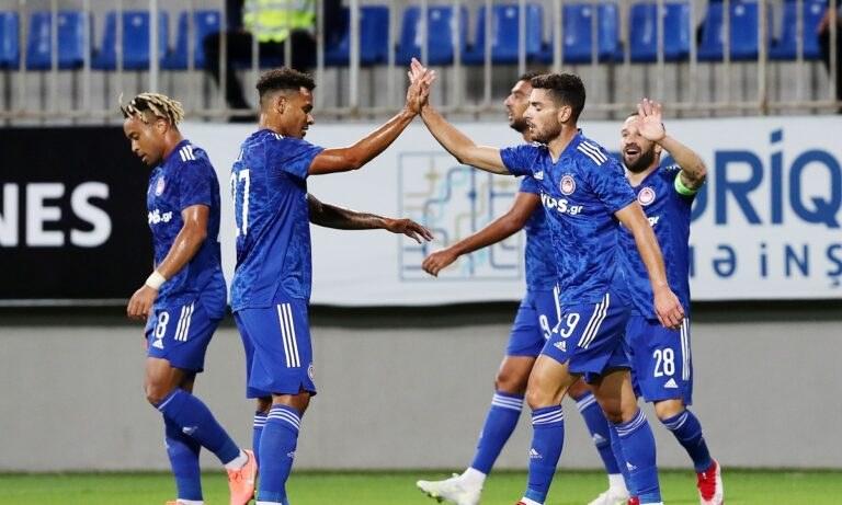 Νέφτσι – Ολυμπιακός 0-1: Αέρας ο Ολυμπιακός, έκανε το πρώτο βήμα προς τους ομίλους (vids)