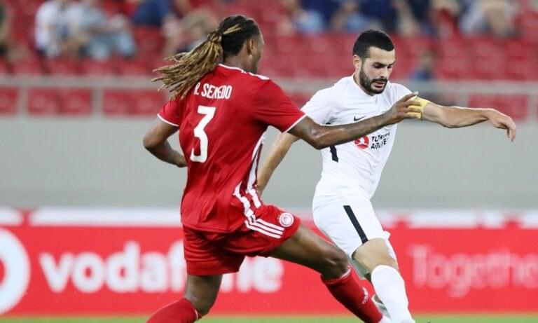 Νέφτσι Μπακού – Ολυμπιακός 0-1 (ΤΕΛΙΚΟ)