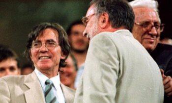 Στις 17 Ιουλίου του 1979 ο Παναθηναϊκός απέκτησε νέους ιδιοκτήτες την οικογένεια Βαρδινογιάννη.