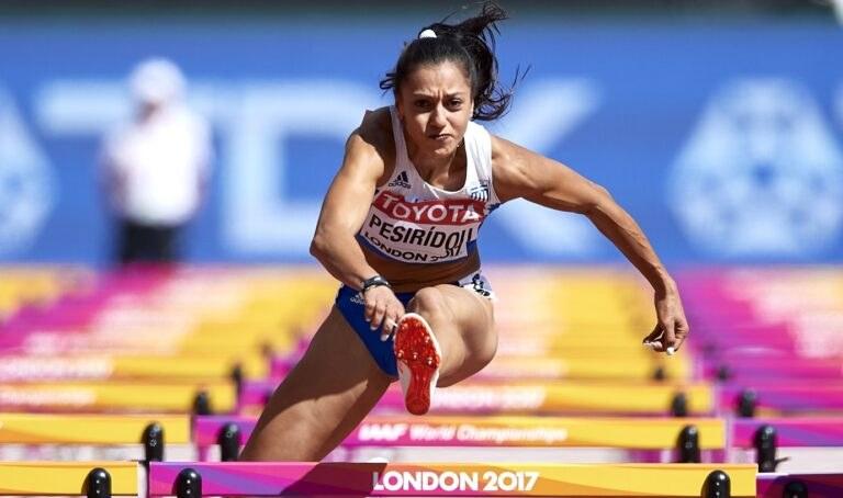 Ολυμπιακοί Αγώνες 2020- Στίβος: Στην 3η σειρά τρέχει η Ελισάβετ Πεσιρίδου