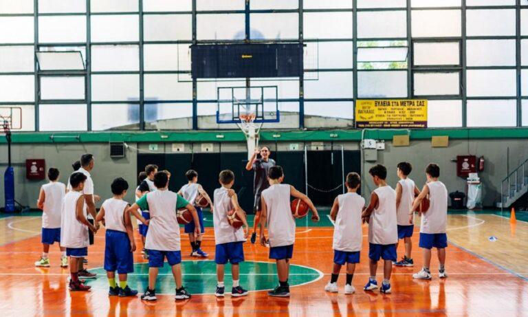 Real Madrid Basketball Camp: Αρχή δουλειάς με συμβουλές από τον Τσαρτσαρή (Vid)