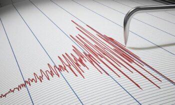 Κρήτη: Ισχυρός σεισμός ταρακούνησε το νησί