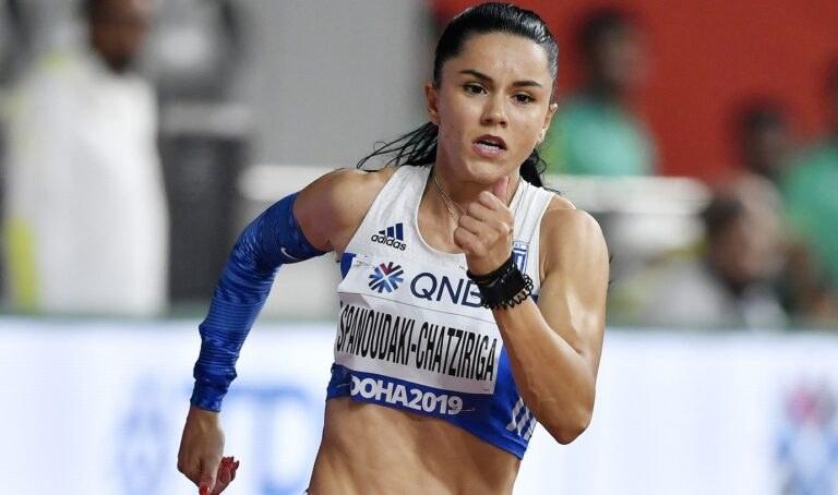Η Ραφαέλα Σπανουδάκη είναι η αθλήτρια που ανοίγει την Παρασκευή τις ελληνικές συμμετοχές στον Στίβο στους Ολυμπιακούς Αγώνες στο Τόκιο.