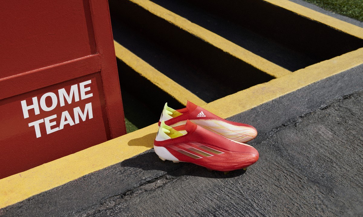 Το X SPEEDFLOW της adidas αλλάζει μια για πάντα την ταχύτητα στο ποδόσφαιρο. Διάβασε όλα όσα θέλεις να μάθεις για το νέο παπούτσι.