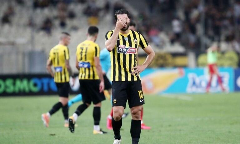 ΑΕΚ-Βελέζ 2-3 πέναλτι: Ολα στραβά και αποκλεισμός ΣΟΚ!