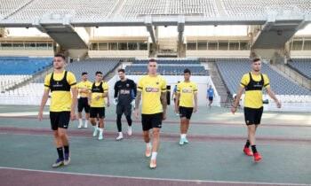 Η ΑΕΚ την Πέμπτη (21:00) δίνει πολύ νωρίς και απρόσμενα ένα τελικό πρόκρισης, απέναντι στην Βελέζ στο ΟΑΚΑ.