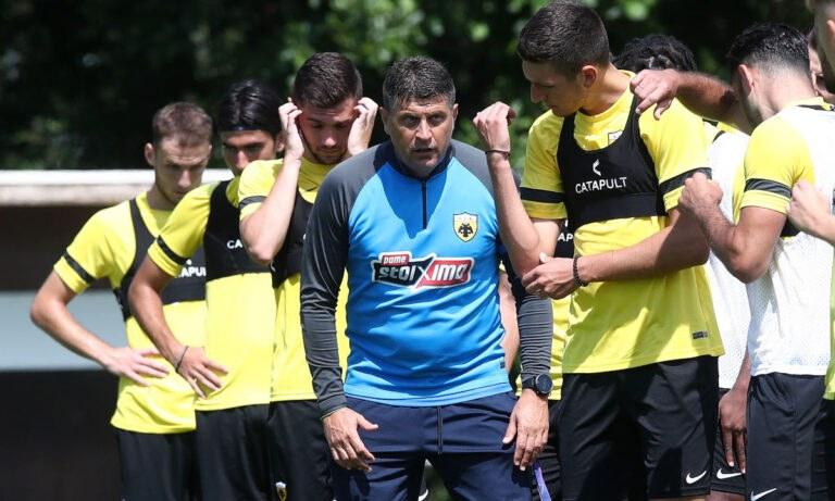 Η φετινή προετοιμασία της ΑΕΚ σε Πορταριά και Ολλανδία ολοκληρώθηκε. 15 Ιουνίου άρχισε και 9 Ιουλίου ολοκληρώθηκε.