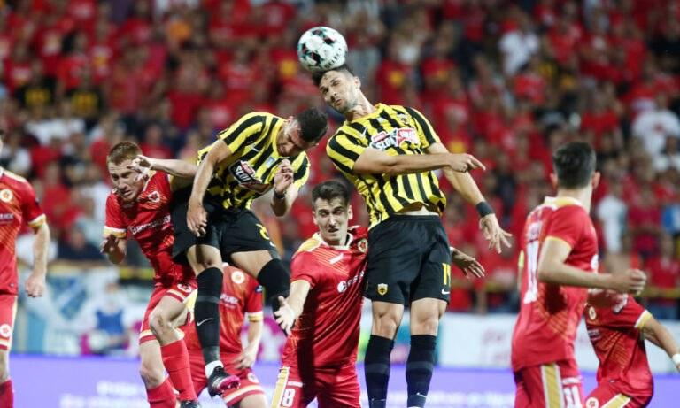 ΑΕΚ-Βελέζ: Σέντρα στις 21:30, στο ΟΑΚΑ, στον επαναληπτικό του 2-1, σκορ με το οποίο η «Ένωση» είχε ηττηθεί στο πρώτο ματς επί βοσνιακού εδάφους.
