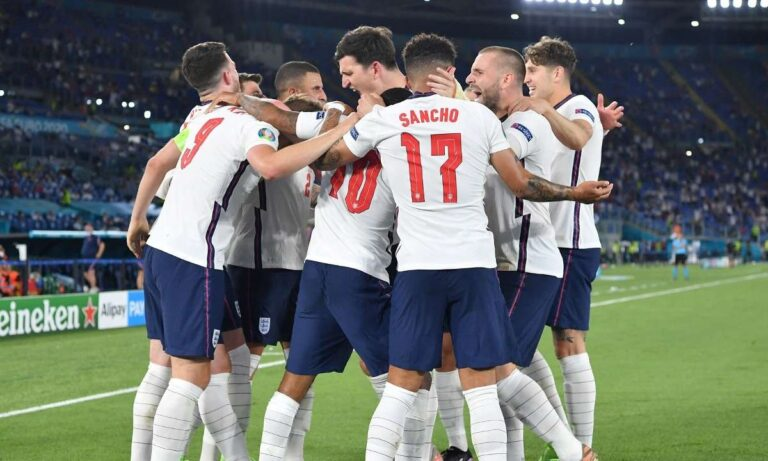 Euro 2020 – Ουκρανία – Αγγλία 0-4: Επιστρέφει σπίτι…αγριεμένη! (vid)