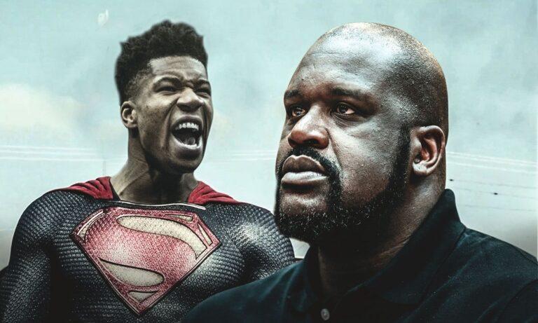 Σακίλ Ο'Νιλ για Αντετοκούνμπο: «Υπάρχει πλέον μόνος ένας Superman και αυτός είσαι εσύ»