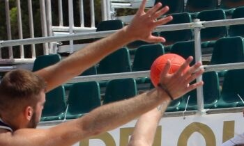 Beach Handball: Ολοκληρώθηκε το πρώτο τουρνουά του 22ου Πανελληνίου Πρωταθλήματος στο νέο γήπεδο του Ασπροπύργου.