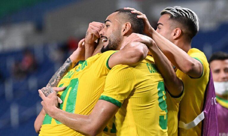 Ολυμπιακοί Αγώνες 2020: Φουλάρει για μετάλλιο η Βραζιλία (vid)