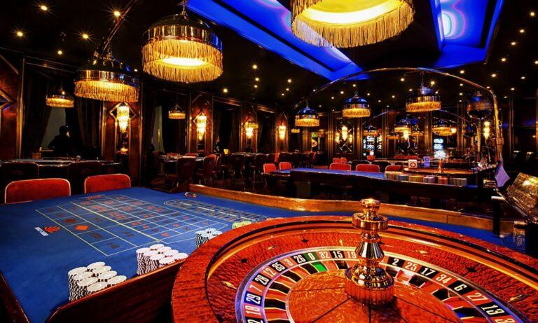 Στον «αέρα» όλα τα καζίνο της χώρας!