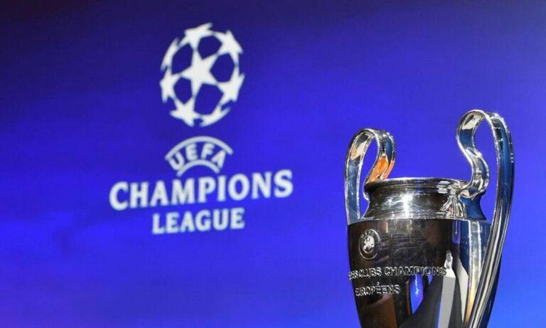 Live Streaming η κλήρωση του Ολυμπιακού στο Champions League!