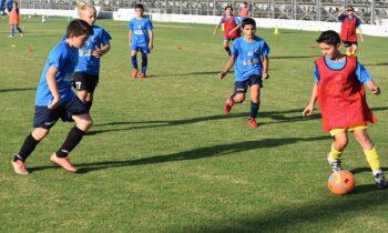 Χανιά: 1o Camp προπόνησης - Μία μεγάλη γιορτή για το αναπτυξιακό ποδόσφαιρο!