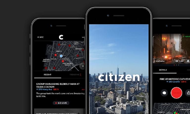 Citizen: Η εφαρμογή που σε πληρώνει για να καταγράφεις εγκλήματα στο δρόμο!