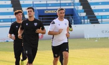 Ο Διονύσης Χιώτης επιστρέφει στην ΑΕΚ μετά από πολλά χρόνια και θα αναλάβει την θέση του προπονητή τερματοφυλάκων της Ενωσης.