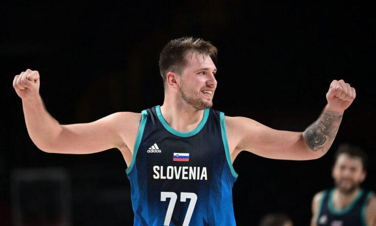 Ολυμπιακοί Αγώνες 2020: Διέλυσε την Ιαπωνία η Σλοβενία με αδιανόητο Ντόντσιτς!