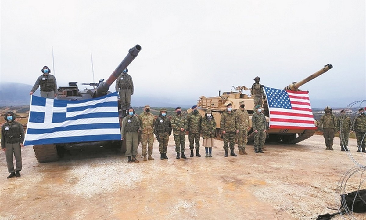 Ελληνοτουρκικά: Το σχέδιο των ΗΠΑ για την Ελλάδα που τρέμουν Τουρκία και Ρωσία