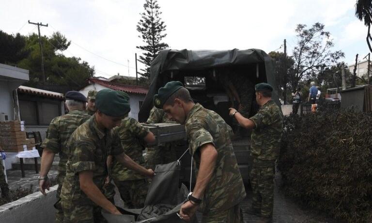 Ελληνοτουρκικά – Στρατός: Προσοχή! Μόνο έτσι θα μπαίνουν στον στρατό