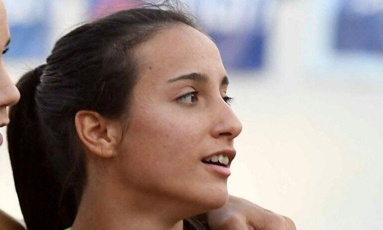 Πανελλήνιο Πρωτάθλημα στίβου Κ20: Νέα μεγάλη εμφάνιση από την Πολυνίκη Εμμανουηλίδου στη διοργάνωση που γίνεται στη Θεσσαλονίκη.