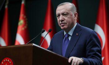 Πρόβλημα στην πτήση του Ρετζέπ Ταγίπ Ερντογάν. Το ελικόπτερο που μετέφερε τον Τούρκο πρόεδρο από τον Άρτβιν, έκανε αναγκαστική προσγείωση