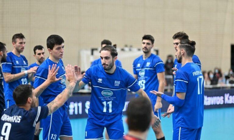 Εθνική Ανδρών Βόλεϊ: Οι κλήσεις για προετοιμασία ενόψει Ευρωπαϊκού Πρωταθλήματος