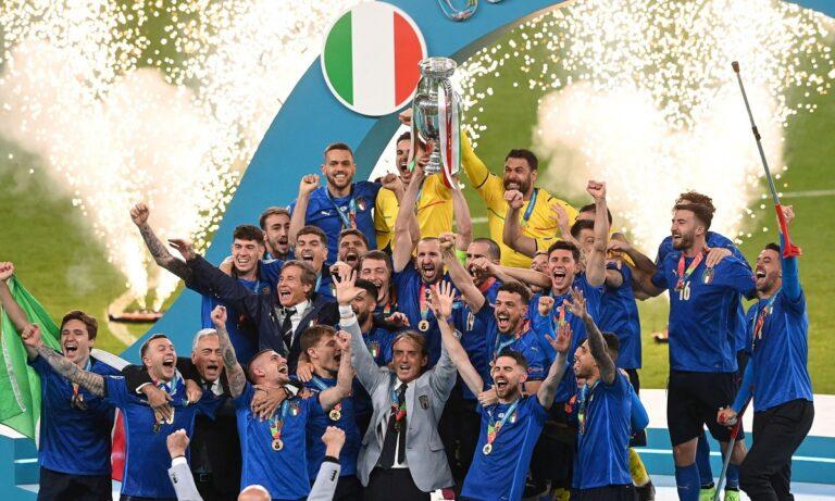 EURO 2020: Στα ύψη η τηλεθέαση του τελικού