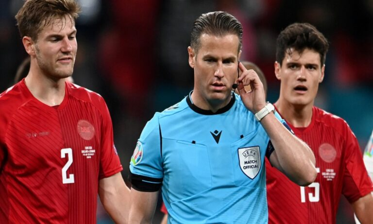Euro 2020: Η Αγγλία είναι στον τελικό και το twitter τρολλάρει τον Μάκελι (pics & vids)