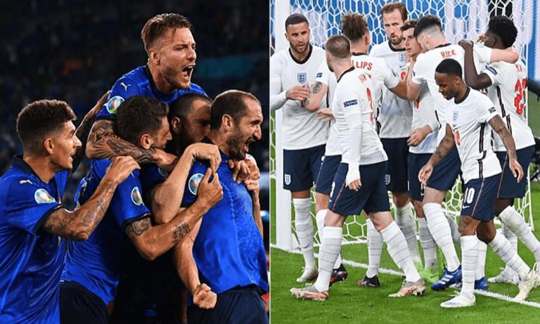 Euro 2020 Ιταλία – Αγγλία: Οι ενδεκάδες του μεγάλου τελικού