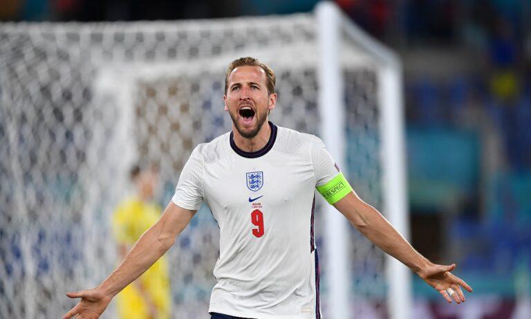 Euro 2020 Ουκρανία – Αγγλία: Ο Κέιν «εκτελεί» για το 0-1 (vid)