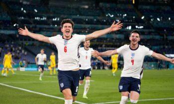 Euro 2020: Με εξίσου δυναμικό τρόπο στο δεύτερο μέρος μπήκε η Αγγλία, που σημείωσε το δεύτερο γκολ του αγώνα με τον Μαγκουάιρ. Ο Κέιν «καθάρισε» σημειώνοντας το δεύτερο προσωπικό του γκολ.