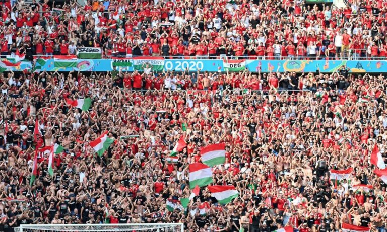 Euro 2020: Η τιμωρία της Ουγγαρίας για τα ρατσιστικά συνθήματα των οπαδών