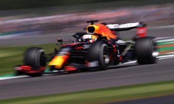 F1: Ο Μαξ Φερστάπεν ήταν ο πιο γρήγορος στον πρώτο αγώνα σπριντ της Formula 1 και θα ξεκινήσει από την πρώτη θέση στο Grand Prix της Βρετανίας.