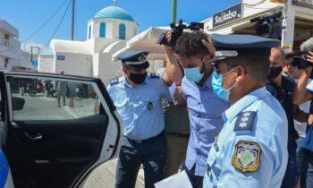 Έγκλημα στη Φολέγανδρο: Ο δολοφόνος ήθελε να αποφύγει την ανάκριση - Ζήτησε να τον δει ψυχίατρος