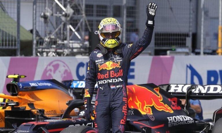 Formula 1 – Ασταμάτητος ο Φερστάπεν, πήρε ξανά την pole position