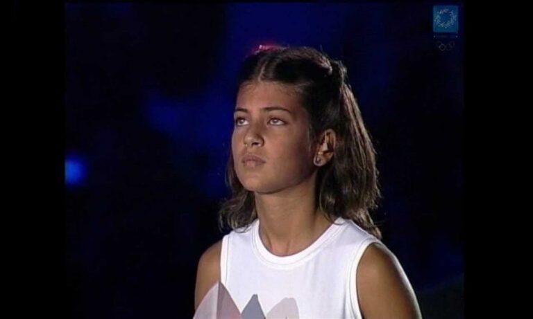 Ολυμπιακοί Αγώνες: Πώς είναι σήμερα το όμορφο κορίτσι που έσβησε την Ολυμπιακή Φλόγα το 2004!