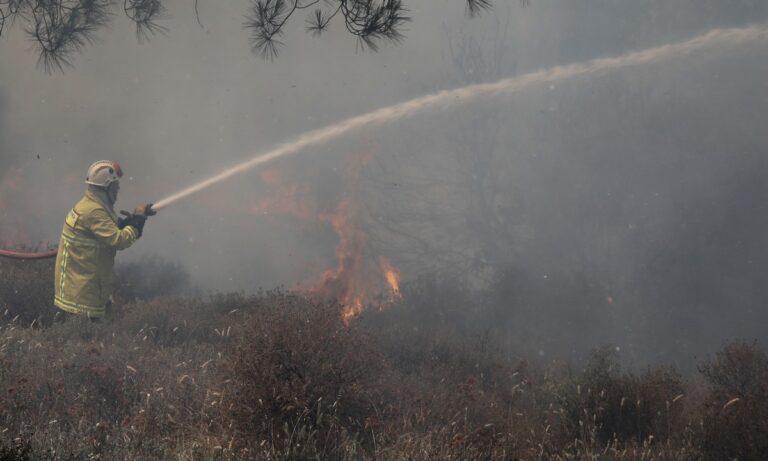 Φωτιά: Πολύ υψηλός κίνδυνος το Σάββατο (24/7) γι' αυτές τις περιοχές