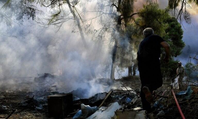 Φωτιά: Πολύ υψηλός κίνδυνος την Τρίτη (27/7) γι' αυτές τις περιοχές