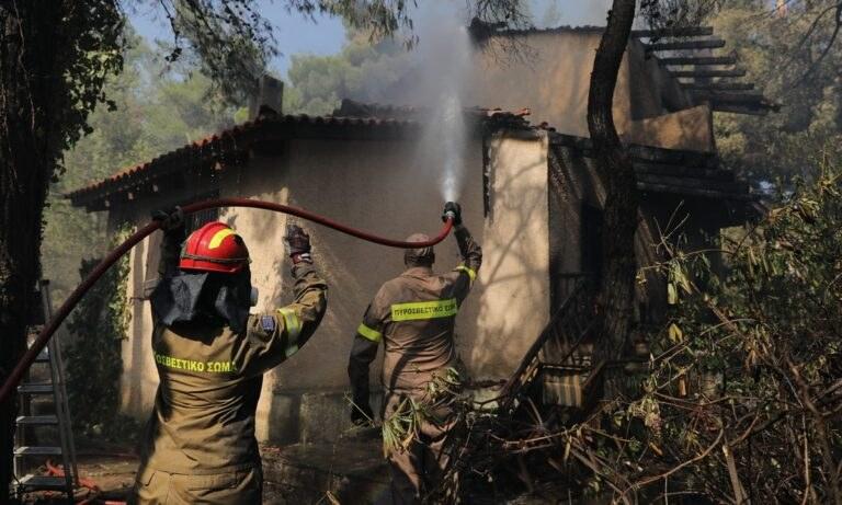 Φωτιά: Πολύ υψηλός κίνδυνος την Τετάρτη (28/7) γι' αυτές τις περιοχές