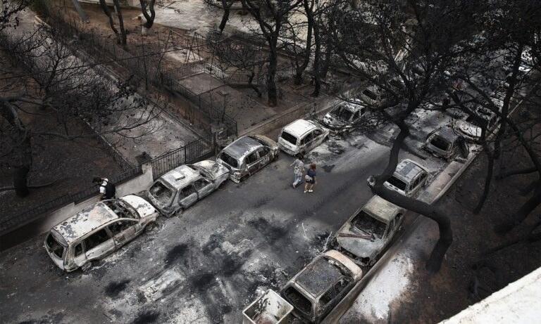 Μάτι: Ήταν τέτοια μέρα, 23 Ιουλίου, πριν 3 χρόνια, που ο χρόνος και η γη σταμάτησε. Το μαρτύριο της αχόρταγης φωτιάς, που τους θανάτωσε.