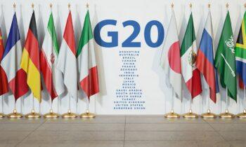 G20: Οι υπουργοί Οικονομικών της Ομάδας των Είκοσι ενέκριναν την επιβολή ενός φόρου τουλάχιστον 15% στα κέρδη των πολυεθνικών εταιρειών.