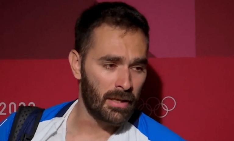 Ολυμπιακοί Αγώνες 2020 – Ιακωβίδης: «Κουράστηκα, δεν αντέχω άλλο – Ντρέπεσαι να πας στον φυσιοθεραπευτή»