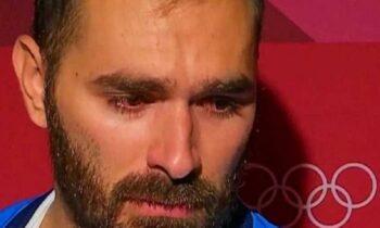 Ολυμπιακοί Αγώνες 2020: Ο Θοδωρής Ιακωβίδης συγκλόνισε το πανελλήνιο με τον τρόπο που αποχώρησε από τον αθλητισμό και ο Βασίλης Τσιάρτας «έβγαλε το καπέλο» στον Έλληνα αρσιβαρίστα.