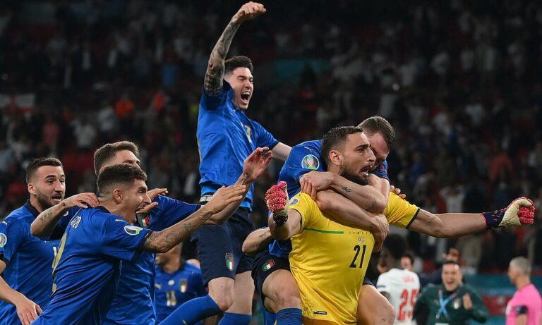 Euro 2020: Πολλά λεφτά στα ταμεία Ιταλίας και Αγγλίας!