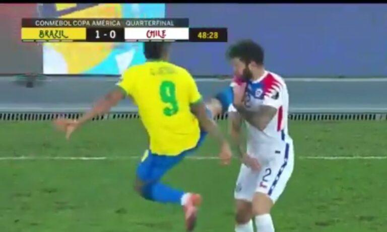 Copa America 2021: Χωρίς Γκάμπριελ Ζεσούς στον τελικό η Βραζιλία!