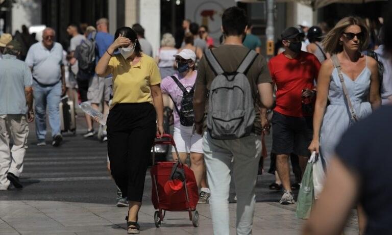 Kαύσωνας: Εκεί η μεγαλύτερη θερμοκρασία της χώρας – Πόσο έφτασε